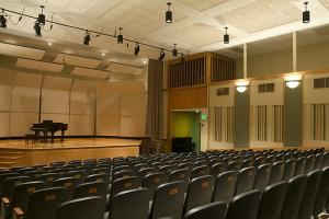 Wine Recital Hall, Manchester University, North Manchester