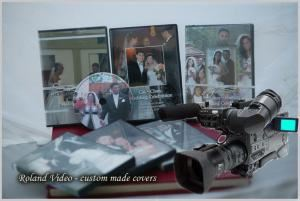 Gold Wedding Videography Package (2 cameras), Roland Photo and Video Services, East Weymouth
