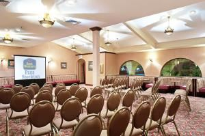 Hollywood Room, BEST WESTERN PLUS Heritage Inn Hotel and Conference Center Stockton, Stockton