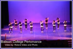 School Performance Video Package - 2 Video Cameras, Roland Photo and Video Services, East Weymouth — Babson College Show 1