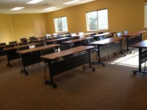 Classroom Space, Focused Fitness Community Center, Spokane