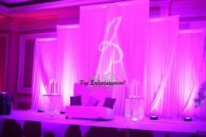 FOX ENTERTAINMENT - Cleveland, Cleveland — Ohio Wedding Uplighting