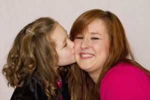 Affordable Event Package, Jerry Chunn Photography, Tacoma — mom and daughter