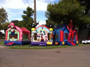 bounce-house-jumpers, Stockton