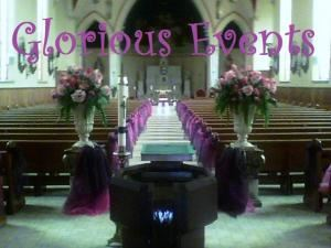 Glorious Events by Tamika Beeks, Royal Oak