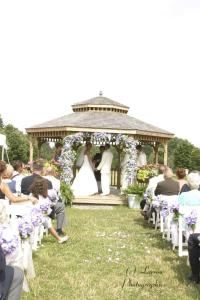 Grand Allee Gazebo, Toledo Botanical Garden, Toledo — Grand Allée: