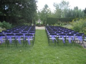 Perennial Garden, Toledo Botanical Garden, Toledo — Perennial Garden: