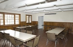 Stable Room, Toledo Botanical Garden, Toledo — Stables Room: