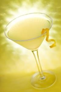 Eventective Introduction Package Reception, The Perfect Martini Bartending, Bossier City — Lemon Drop Martini
