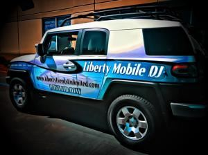 Liberty Mobile DJ, Temecula