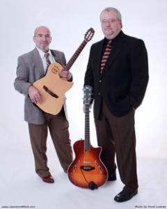 Lewis and Klark Jazz Guitar Duo, Buffalo