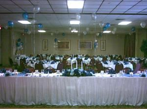 Ballroom, Howard Johnson Lakeland, Lakeland