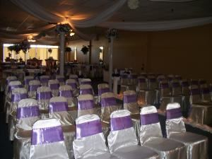 Hilton Ballroom Rental - Sunday Package, JS Venue Plus, Morrow