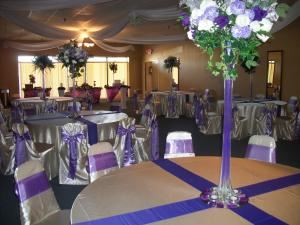 Hilton Ballroom Package - Weekday Rental, JS Venue Plus, Morrow