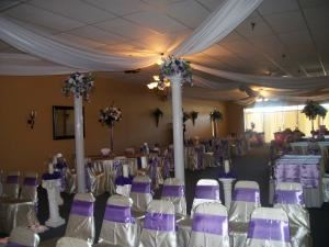 Hilton Ballroom Package - Weekend Rental, JS Venue Plus, Morrow