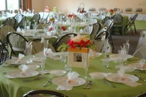 Firelight Room Receptions, The Dawes Arboretum, Heath — Firelight Room