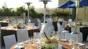 Rooftop Terrace, L'Ermitage Beverly Hills, Beverly Hills