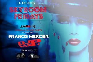 Coming Of Age Party At Skyroom Friday, New York