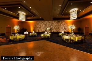 Sweet Magnolia Wedding Package, Hilton UF Conference Center, Gainesville — Century Ballroom