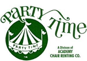 Party Time Rental, Elmhurst — A party and event rental company for over 80 years. Party Time is a pioneer in the industry. No job is too small to receive our complete attention and no job is too big.