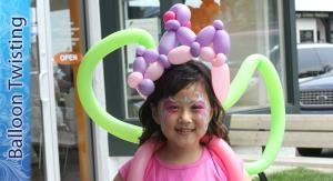 Painted You, Creative Entertainment, West Haven — We have great packages with balloon twisting and face painting