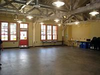 The Painting Room, Alki Beach Park Bathhouse, Seattle
