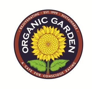 The Organic Garden Restaurant Catering, Beverly — Logo