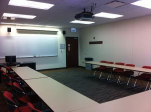 Room 207, DePaul University O'Hare Campus, Chicago