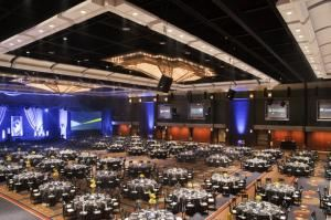 Landmark Ballroom, Hyatt Regency Dallas, Dallas