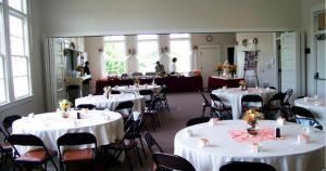 Social Events - Large Room 4 Hour Rental, Keizer Heritage Center, Salem