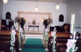 Chapel Rental, Millard's Crossing Historic Village, Nacogdoches