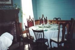 Reception House Rental, Millard's Crossing Historic Village, Nacogdoches