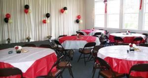 Social Events - Large Room 8 Hour Rental, Keizer Heritage Center, Salem