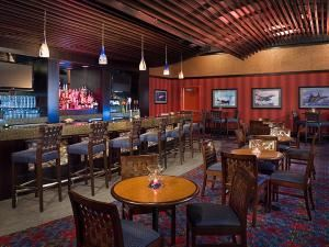 Rawhide Bar & Patio Bar, Hotel Eleganté Conference & Event Center, Colorado Springs — Rick's Bar is a great place to unwind after a long day!