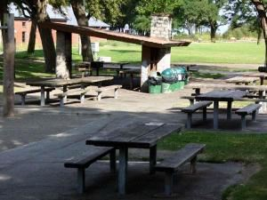 Picnic Shelter 1, Golden Gardens Park, Seattle