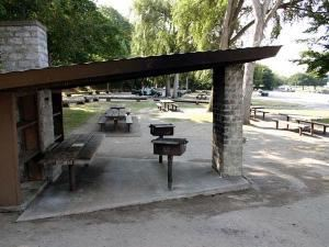 Picnic Shelter 2, Golden Gardens Park, Seattle