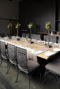 Private Dining Room, Cast Iron Studios, Bellevue