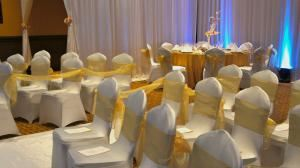 Silver Wedding Reception Package, Muckleshoot Casino-Banquets, Auburn — Ceremony