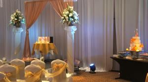 Gold Wedding Reception Package, Muckleshoot Casino-Banquets, Auburn — Alter