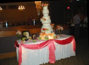 Bridal Bliss, Berry Creek Country Club, Georgetown