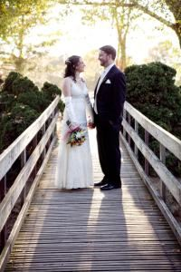 Wedding Ceremonies, The Dawes Arboretum, Heath — Dawes Lake Island