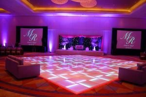 LED LIGHTED DANCE FLOORS, DJ Smooth