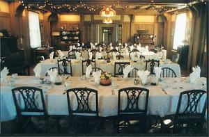 The Theodore P. Loblaw Banquet Room, Stevenson Farms, Alliston