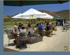 Outdoor Patio Area, Arroyo Trabuco Golf Club, Mission Viejo