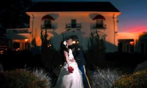 Simply Divine Wedding, Simply Divine Bed & Breakfast Inc., Dunn — Romantic!