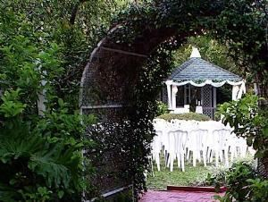 Gazebo, English Gardens, Winter Park