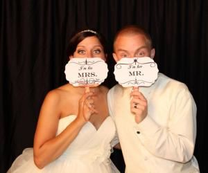 Photo Booth & DJ Combination w/ Memory Album, Props & DVD, Best Choice DJ & Photo Booth, Mentor — DJ & Photo Booth Combo