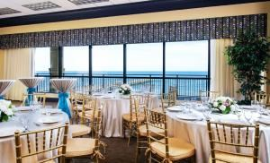The Royal Palmetto Plated Wedding Package, Springmaid Beach Resort & Conference Center, Myrtle Beach