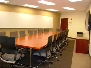 Board Room Rental, DePaul University O'Hare Campus, Chicago