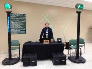 DJ Package - 3 Hours, Johnny B Goode, Biloxi — Dual Bose system and lights setup